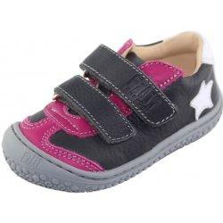 Dětská bota Filii Barefoot Leguan Graphit Pink 1146234e1a