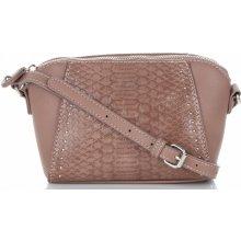 ef1db731f3 David Jones elegantní kabelka listonošky špinavě růžová