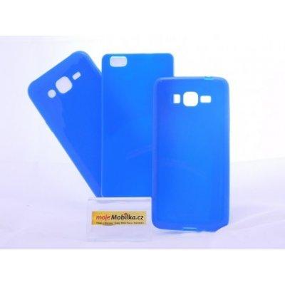Pouzdro Candy Case Ultra Slim Samsung G530 G531 Galaxy Grand Prime Modré