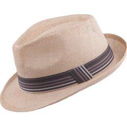 10dbb3e33 Béžový pánský slaměný klobouk Mes 80004 alternativy - Heureka.cz