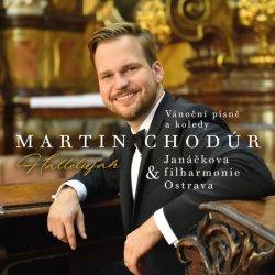Martin Chodúr – Hallelujah - Vánoční písně a koledy – CD