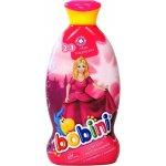 Bobini 2v1 dětský šampon a pěna Princezna 400 ml
