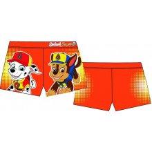 Disney by Arnetta chlapecké plavky Paw Patrol oranžová