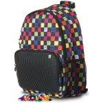 Pixie Crew batoh Kostka multibarevný/černý
