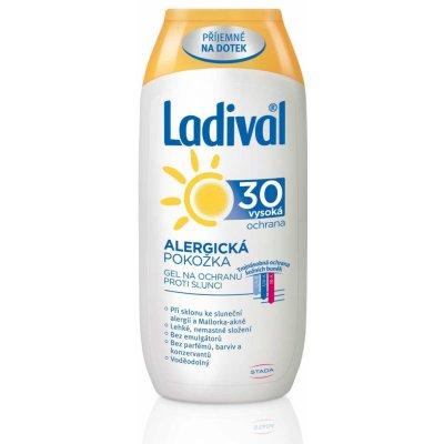 Ladival gel alergická kůže SPF30 200 ml