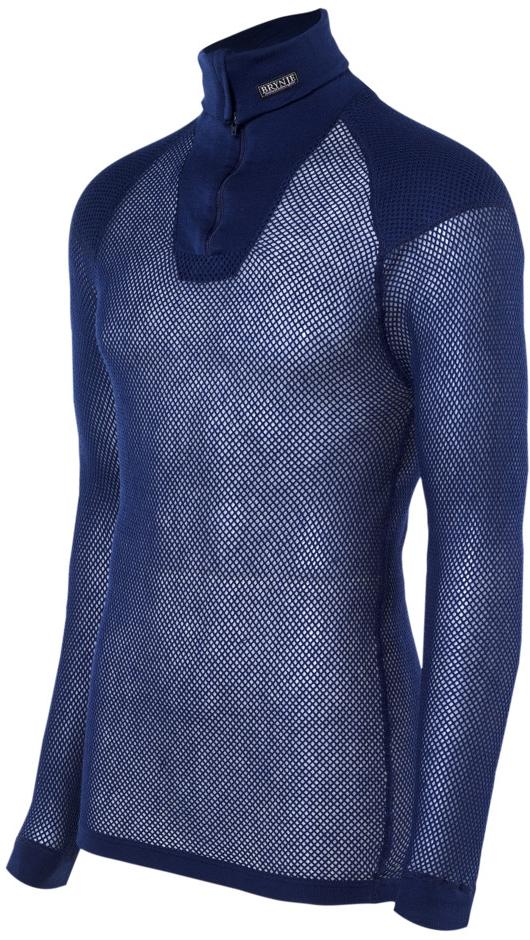 Brynje Super Thermo Zip polo Shirt navy alternativy - Heureka.cz faca932bad