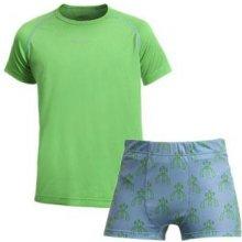 Craft Basic Summer 2-pack Junior zelená šedá 1900041 dětský set funkční