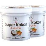 Herbamedicus kokosový olej Super Kokos s rakytníkem pleťový 2 x 150 ml