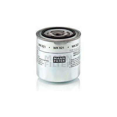 Palivový filtr MANN MF WK921 4011558937904
