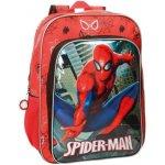 Next Door batoh Spiderman červený