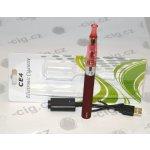 Green Sound E-cigareta EGO-CE4+ 1100mAh červená 1ks