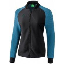 Erima Premium One2.0 bunda černá modrá