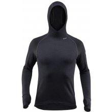 Devold EXPEDITION pánské triko s kapucí black