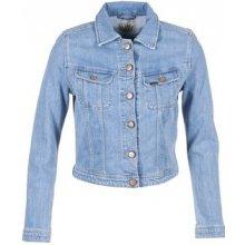 Lee Riflové bundy RIDER Jacket modrá