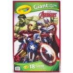Velké omalovánky Avengers