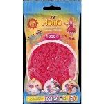 Hama zažehlovací Neonové růžové korálky 1000ks MIDI