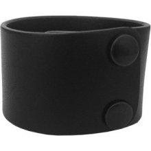 Wildskin kožený náramek Simple Black 23