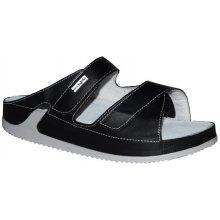 Medistyle zdravotní pantofle LINA 7L-J16 černá 231484d98c