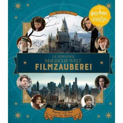 J. K. Rowlings magische Welt: Filmzauberei, Band 1: Figuren und Orte aus den Filmen Revenson JodyPevná vazba
