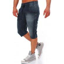 M.O.D.miracle of denim M.O.D jeans pánské kraťasy hatis jogshort blue