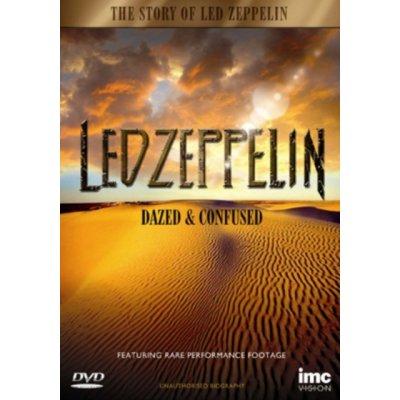 Led Zeppelin: Dazed and Confused DVD