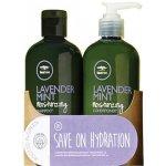 Paul Mitchell Tea Tree Lavender Save on šampon 300 ml + kondicionér 300 ml dárková sada