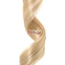 HOTstyle Clip in REMY pramínek světlá blond