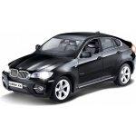 RCobchod BMW X6 černá auto na dálkové ovládání 1/14