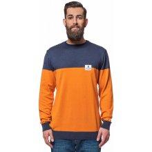 Horsefeathers fuller sweater heather navy