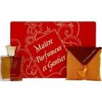Maitre Parfumeur et Gantier Ambre Doré EdP 50 ml parfémovaný polštářek dárková sada