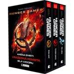 Hunger Games - 3 knihy v dárkovém boxu - Collins Suzanne