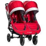 Baby Jogger City Mini GT Double Crimson-šedý 2014