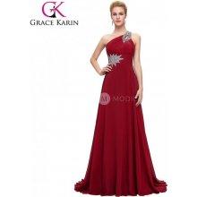 50bdaa5f3533 Grace Karin společenské šaty CL2949 červená