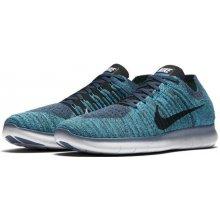 Nike FREE RN FLYKNIT modré 831069-404