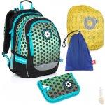 Topgal Sada pro školáka CHI 800 E SET LARGE (batoh,pouzdro,pláštěnka,sáček na cvičky)