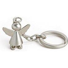 Přívěsek na klíče Anděl strážný