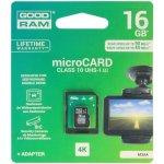 Goodram microSDHC 16GB UHS-I U3 M3AA-0160R11-DD