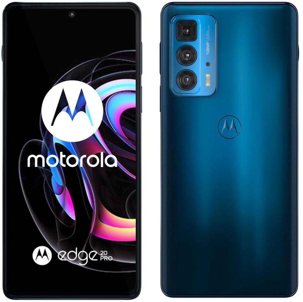 Motorola Edge 20 Pro 12GB/256GB na Heureka.cz