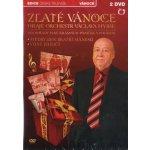 Václav Hybš - Zlaté Vánoce DVD, plastový obal