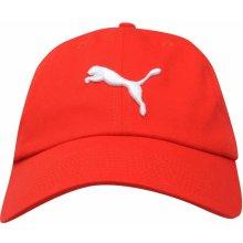 Puma Basic cap Mens Red