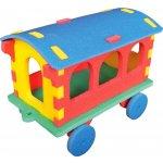 Malý Génius 3D Puzzle vagón
