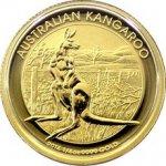 Kangaroo Zlatá mince Klokan 1 4 Oz