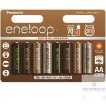 Panasonic Eneloop EARTH 2000mAh AA 8ks 3MCCE/8UE
