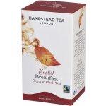 Hampstead BIO English Breakfast černý čaj Tea London 20 ks