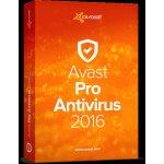 Avast! Pro Antivirus 1 lic. 3 roky update (APE8036RRCZ001)