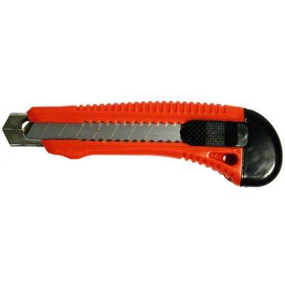 Nůž STREND PRO UK296, odlamovací 18mm, plastový ST222359