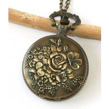 8b940a793 MR Kapesní na řetízku Květiny, růže, Princezna zahrady 2253