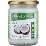 Zdravý den Kokosový olej 100% panenský Bio 450ml