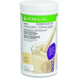 Vitamíny Herbalife Koktejl Formule 1 Free vanilka 550 g