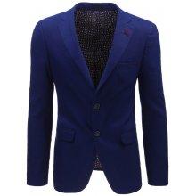Pánské sako tmavě modrá